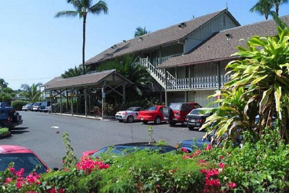 Kona Islander Inn & Hotel