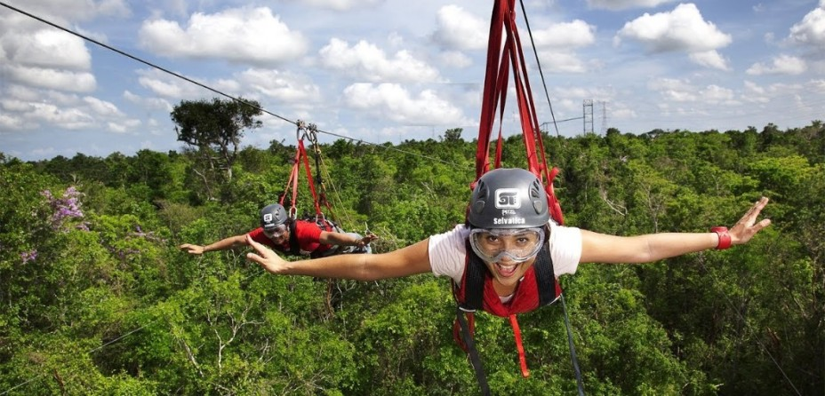 Adventure Lover Activities in and Around Cancun
